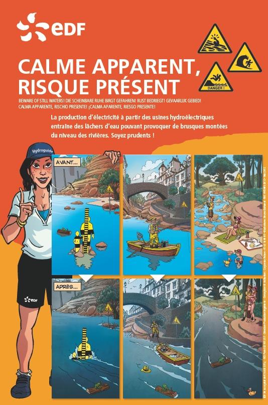 INTERVENTIONS sur la prévention des risques en aval des aménagements hydro-électriques