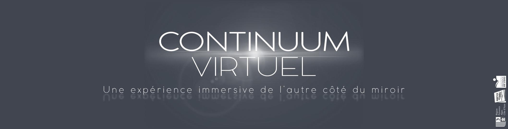 «CONTINUUM», une visite immersive 3D à 360 ° des cours d'eau de PACA, le 17 février à Vinon sur Verdon