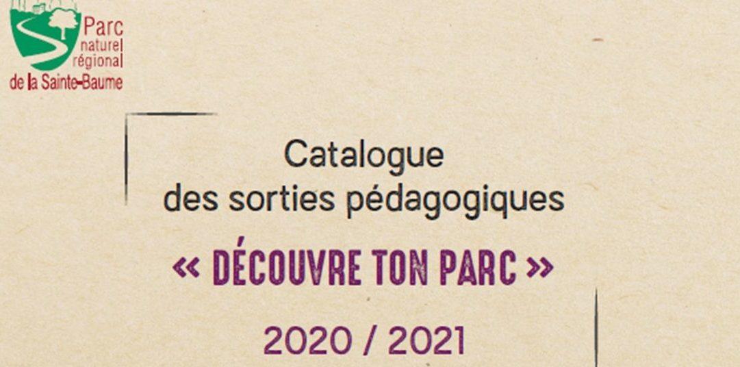 Le Parc naturel régional de la Sainte-Baume  propose son catalogue de sorties «Découvre ton Parc» à destination des lycéens