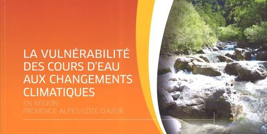 ***Les cahiers de la MRE «La vulnérabilité des cours d'eau aux changements climatiques» est disponible!!***