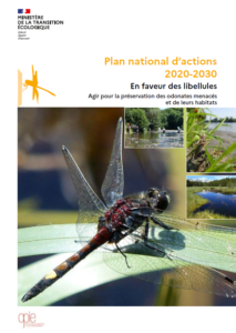 PLAN NATIONAL D'ACTIONS 2020-2030 EN FAVEUR DES LIBELLULES