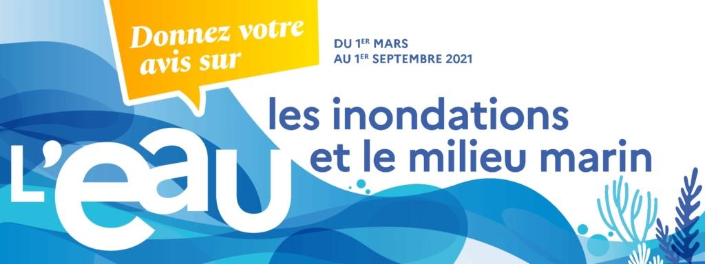 Du 1er mars au 1er septembre 2021 donnez votre avis sur l'eau !