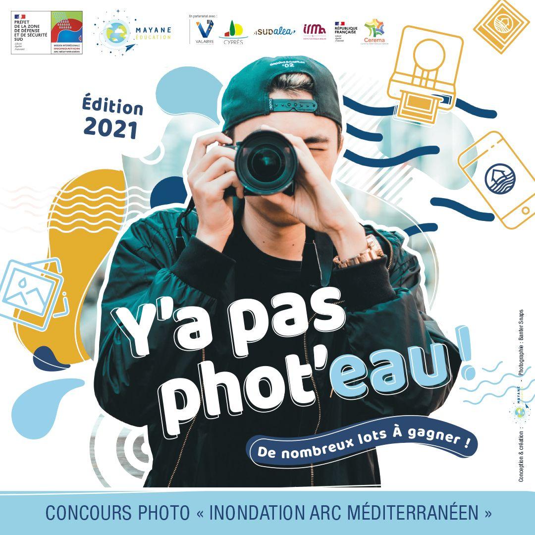 Concours photo «Inondation Arc Méditerranéen» – Edition 2021